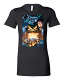 Kyle Ritter -- Cyberfrog Heroes Tee - Kritter - crypto.fashion - order now