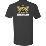 DARK TRIAD MAN® Cries For Mercy T-Shirt CLOSEOUT - Dark Triad Man - crypto.fashion - order now