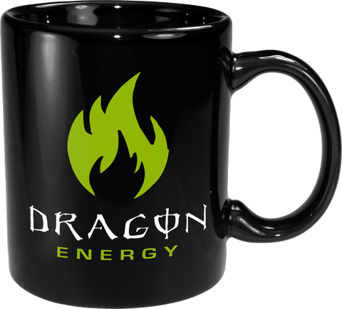 Jon Del Arroz: Dragon Energy Mug - JDA - crypto.fashion - order now