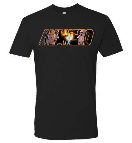 Alt*Hero -- Rebel and Ryu no Seishin T-shirt - crypto.fashion