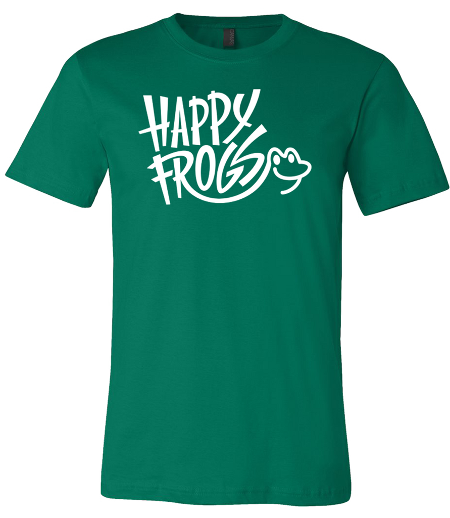Official Happy Frogs Tee - JDA - crypto.fashion - order now