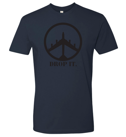 "B-52 ""Drop It"" Counter-Counterculture T-shirt, V-Neck, Hoodie - crypto.fashion - crypto.fashion - order now"