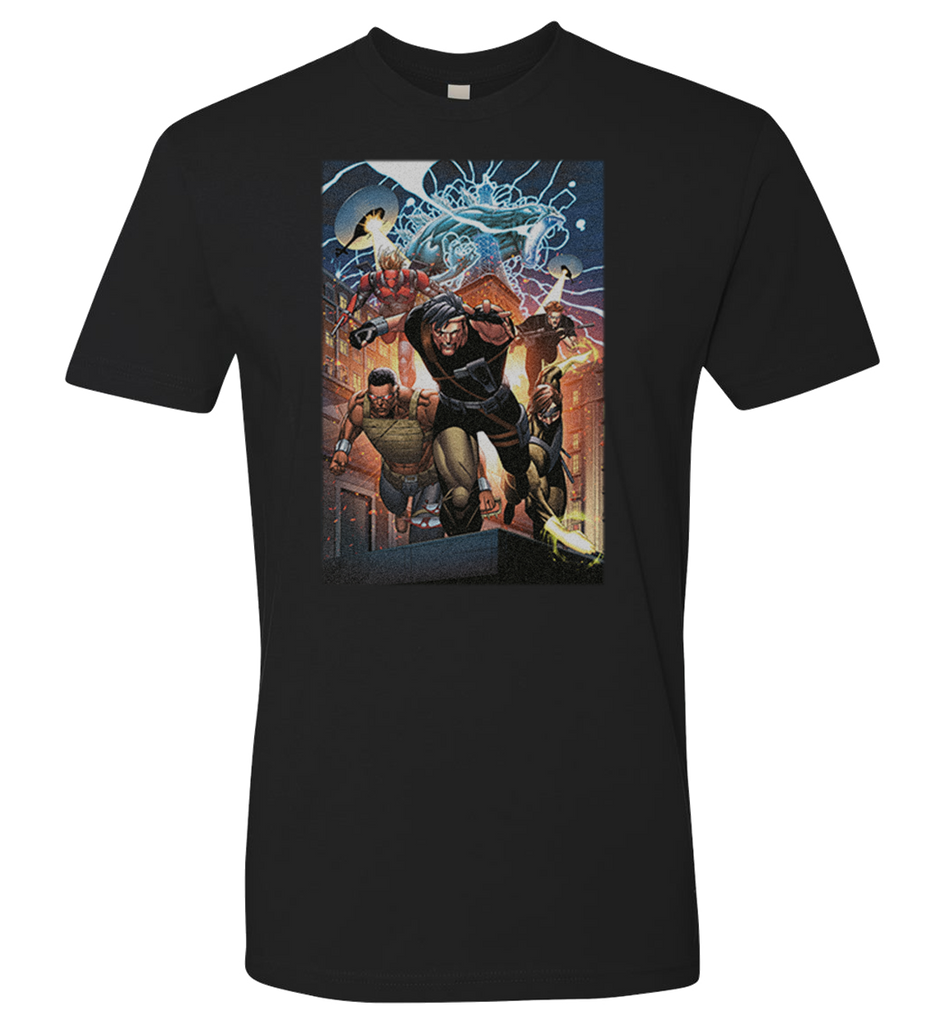 Official JAWBREAKERS T-shirt - Mortal Enemy - crypto.fashion - order now