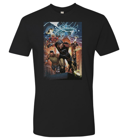 Mortal Enemy -- Official JAWBREAKERS T-shirt - Mortal Enemy - crypto.fashion - order now