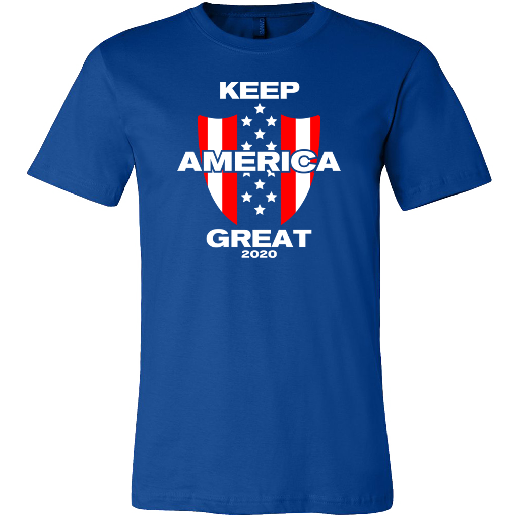 DLD -- Keep America Great -- Trumpslide T-Shirt - Dark Lord Designs - crypto.fashion - order now