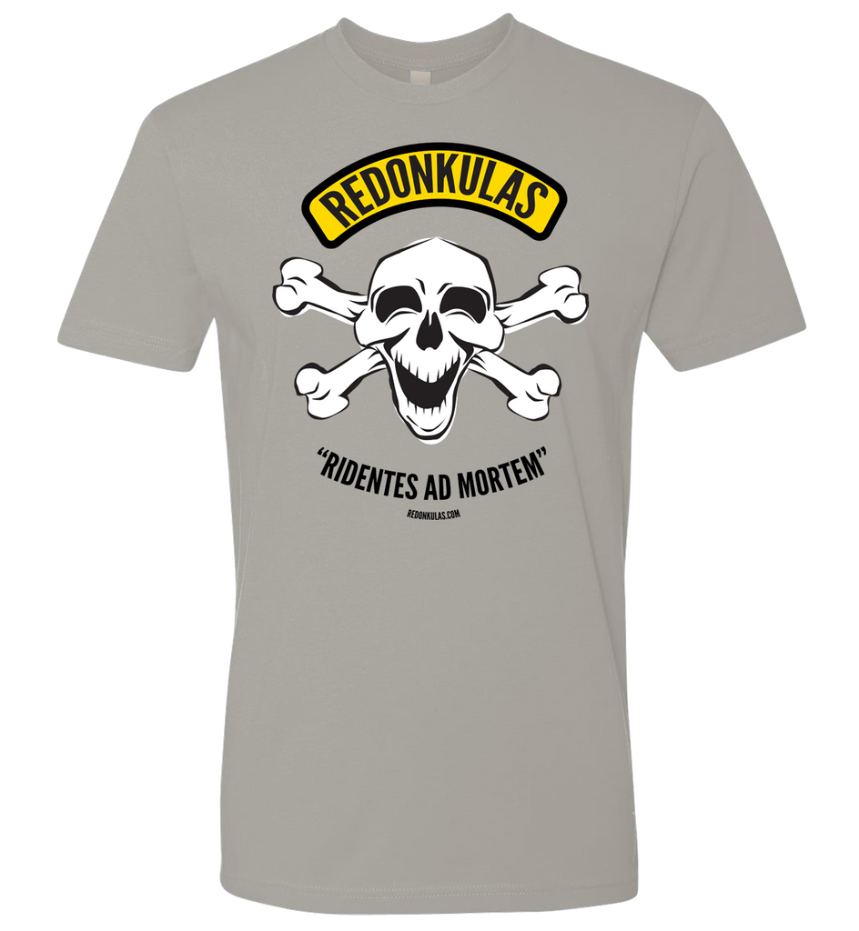 REDONKULAS -- Ridentes Ad Mortum T-shirt - Redonkulas - crypto.fashion - order now