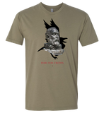 Graphic Images -- Feed The Crows -- Jean Parisot de Valette Tee - crypto.fashion