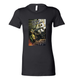 Eric Weathers -- Flying Fortress Gunner Tee - crypto.fashion