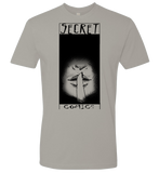 Secret Comics -- Official Logo T-shirt - Secret Comics - crypto.fashion - order now