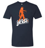 Geeks + Gamers -- I Am No Jedi Tee - G+G - crypto.fashion - order now
