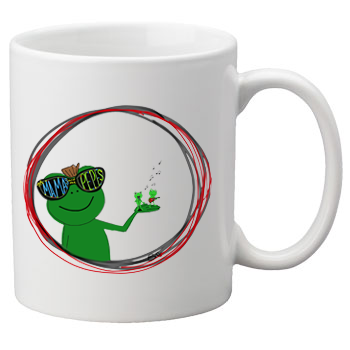the Mamas & the Pepes Coffee Mug - crypto.fashion