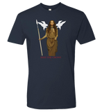 Graphic Images -- Feed The Crows -- Maebh Tee - crypto.fashion