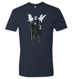 Graphic Images -- Feed The Crows -- Malta Tee - crypto.fashion