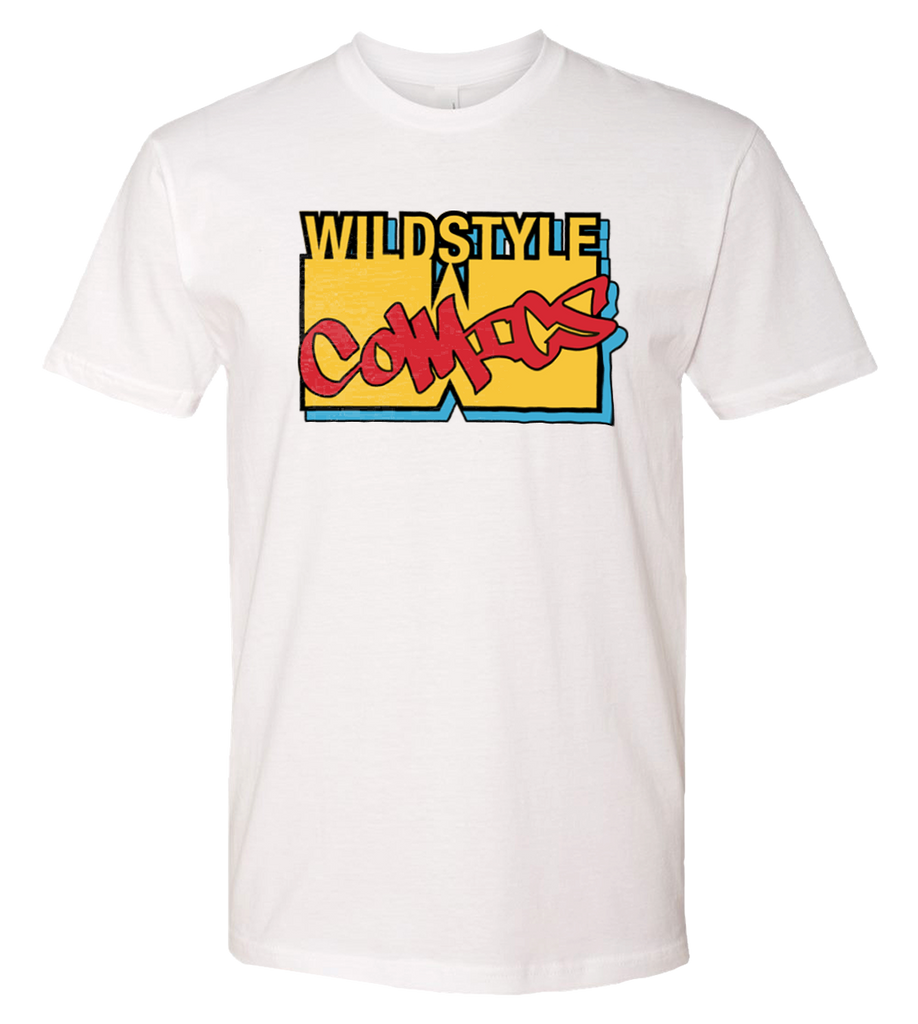Wildstyle -- Logo Tee - crypto.fashion