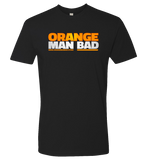 Orange Man Bad -- Official Logo Tee