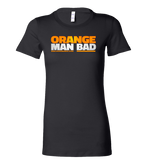 Orange Man Bad -- Official Logo Tee - crypto.fashion