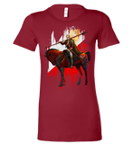 Countries As Heroes -- Poland T-Shirt - crypto.fashion