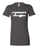 The Quartering -- Official Logo Tee - The Quartering - crypto.fashion - order now