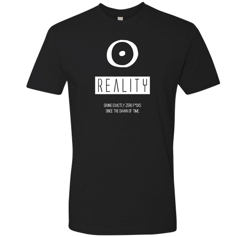 Graphic Images®: Reality: ZFG Since The Dawn of Time T-shirt - Graphic Images - crypto.fashion - order now