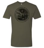 Men of the West -- Rebellion Is Obedience T-Shirt