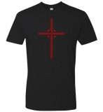 Men of the West Reticle Cross T-shirt - MOTW - crypto.fashion - order now
