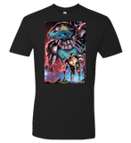 Kyle Ritter -- Salamandroid Tee - Kritter - crypto.fashion - order now