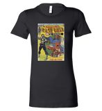 CECIL -- The Amazing Cash Grab Spidercecil T-Shirt CLOSEOUT - crypto.fashion