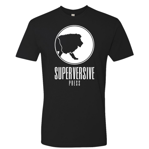 Superversive -- Official Logo T-Shirt - crypto.fashion