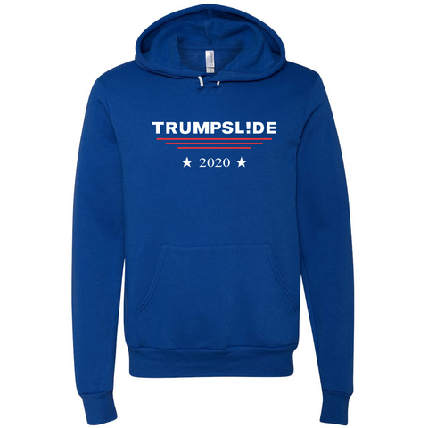 Order your Trumpsl!de 2020 Hoodie or Sweatshirt by Dark Lord Designs today! Exclusively from crypto.fashion