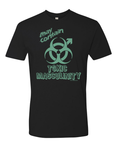crypto.fashion -- may contain toxic masculinity t-shirt DISCONTINUED - crypto.fashion
