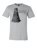DLD -- The Tower of Babel Tee - crypto.fashion