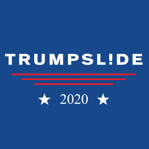 DLD -- Trumpsl!de 2020 T-shirt or Ladies' V-Neck
