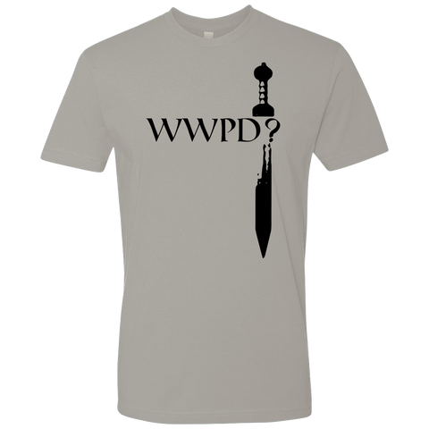 Men of the West What Would Peter Do? Tee