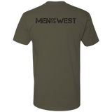 Men of the West What Would Peter Do? Tee - MOTW - crypto.fashion - order now