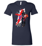 Countries As Heroes -- England T-shirt - crypto.fashion