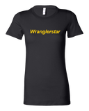 Wranglerstar -- Alt. Logo Tee - crypto.fashion