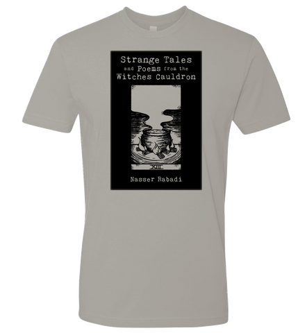 Secret Comics -- Strange Tales Cover Tee - Secret Comics - crypto.fashion - order now