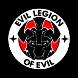 DLD -- Evil Legion of Evil Tee - crypto.fashion