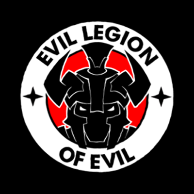 DLD -- Evil Legion of Evil Decal - crypto.fashion
