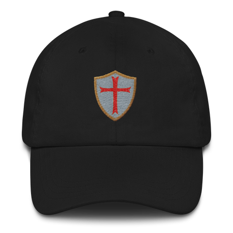 Crusader Shield Low-Profile Cap