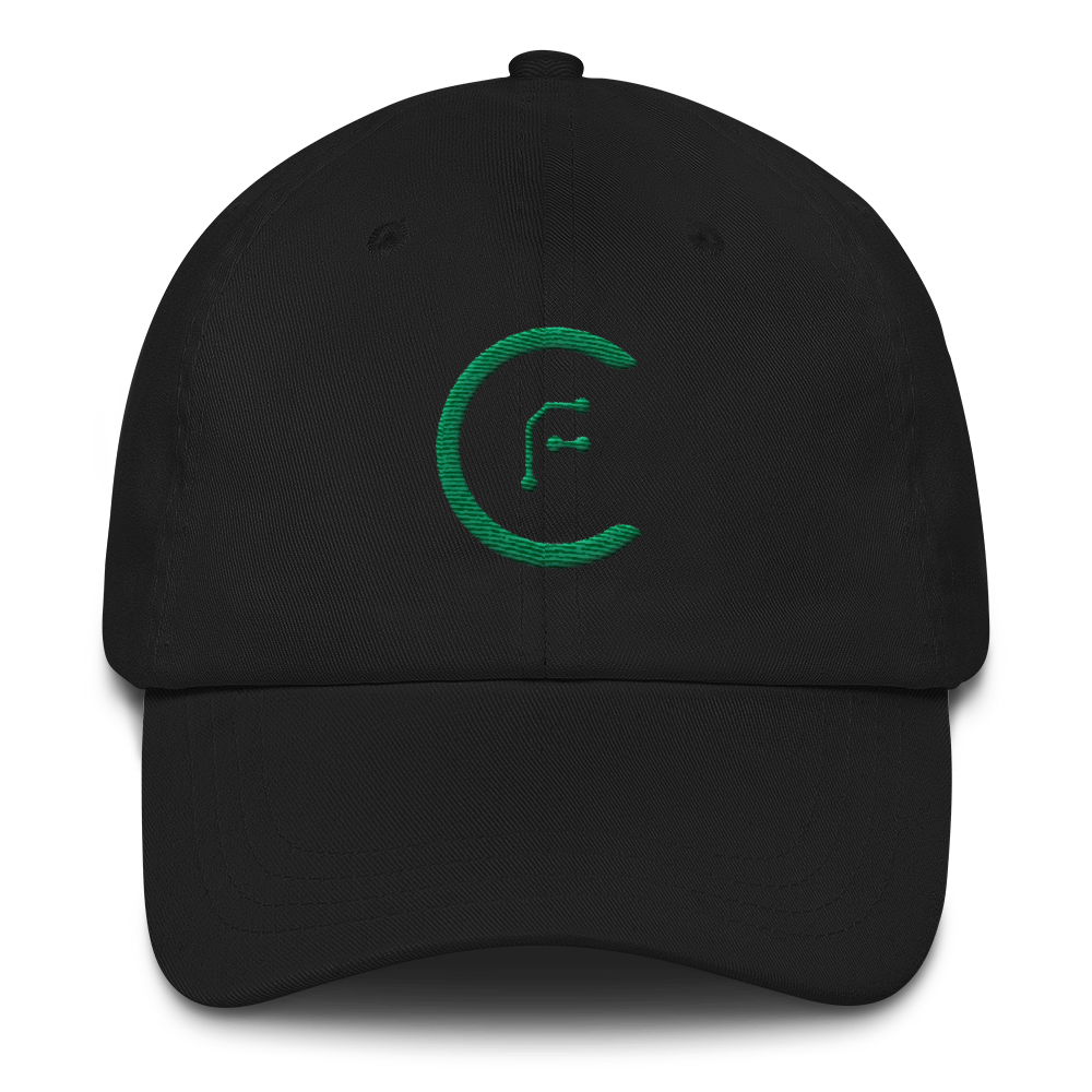 crypto.fashion Official Low Profile Cap - crypto.fashion - crypto.fashion - order now