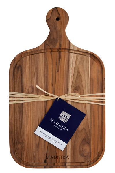 MADEIRA™ Teak-Edge Grain Paddle Board