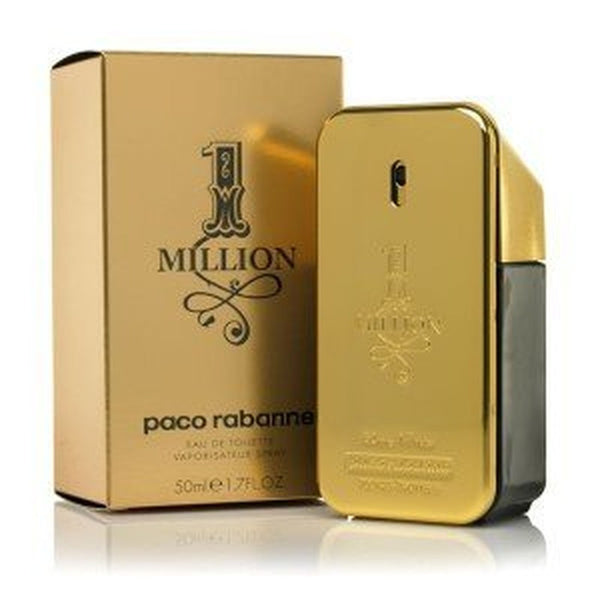 1 MILLION By Paco Rabanne  Eau de Toilette For Men_1.7