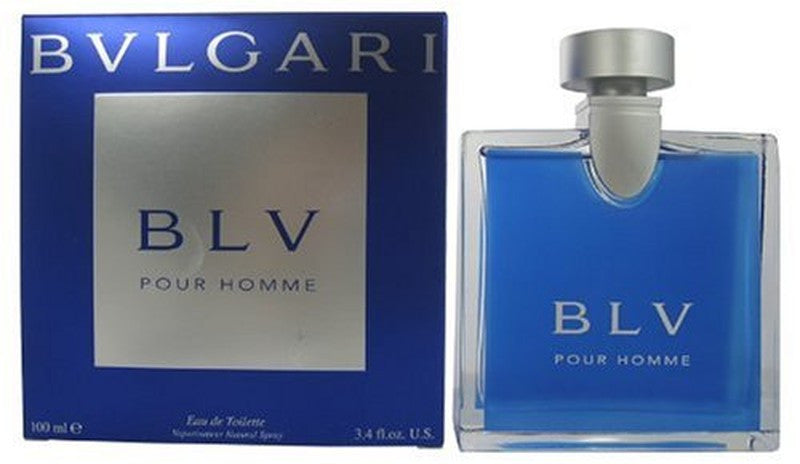 BLV POUR HOMME by Bvlgari  Eau de Toillete For Men_3.4