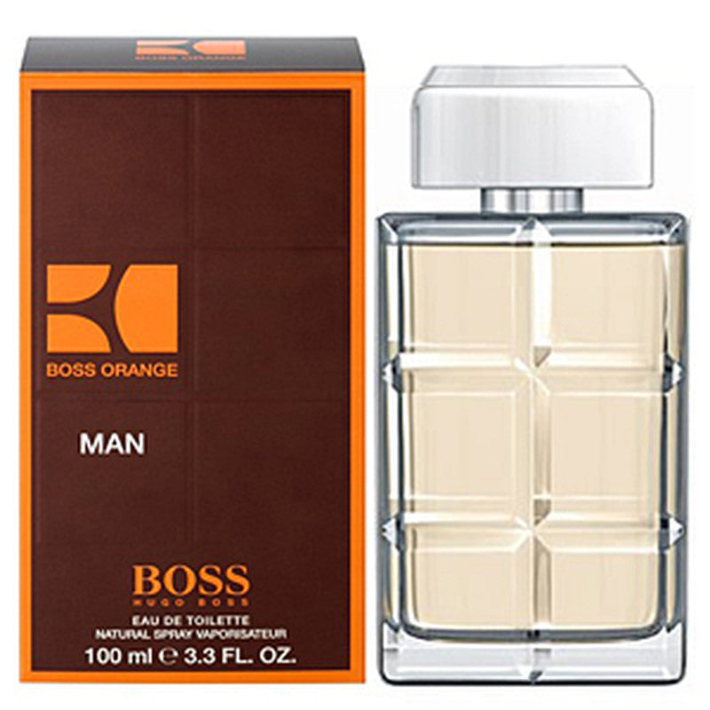 BOSS ORANGE MAN By Hugo Boss  Eau de Toilette For Men_3.3