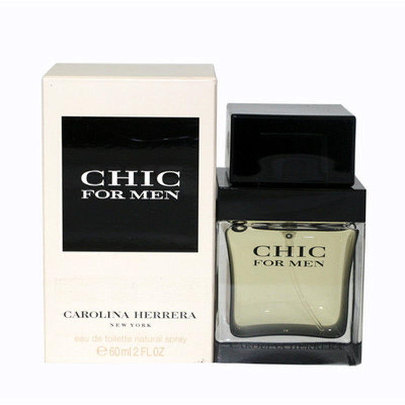 CHIC by Carolina Herrera  Eau de Toilette for Men_2.0