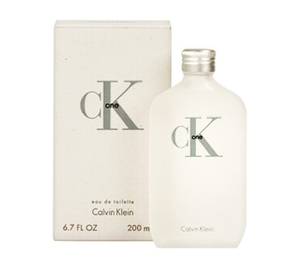 CK ONE By Calvin Klein  Eau de Toilette_6.7