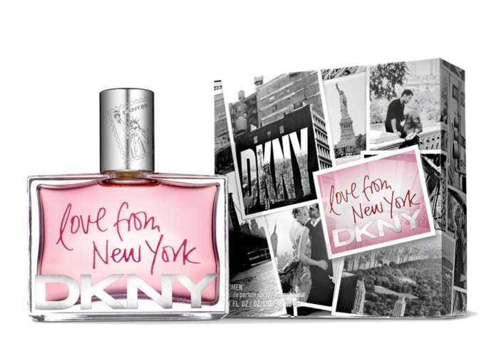 Love From New York By Donna Karan  Eau de Parfum For Women_1.7