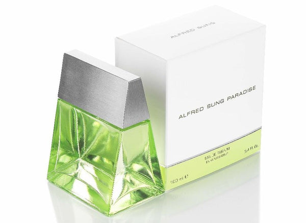 Paradise By Alfred Sung  Eau de Parfum For Women_3.4