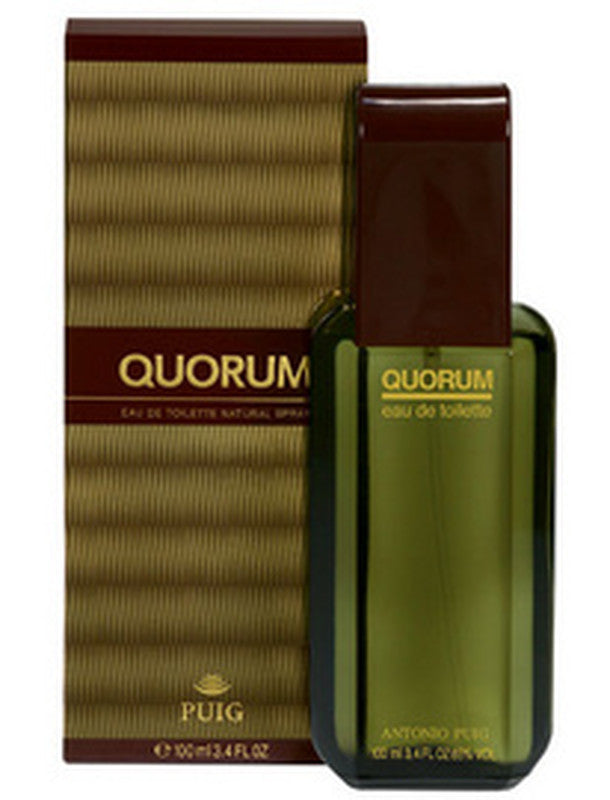 QUORUM By Antonio Puig   Eau de Toilette for Men_3.4